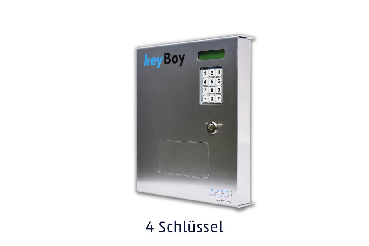 keyBoy 4er Standard