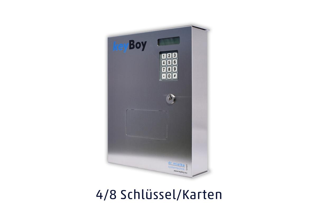 keyBoy 4er Tief<br />keyBoy 8er Standard