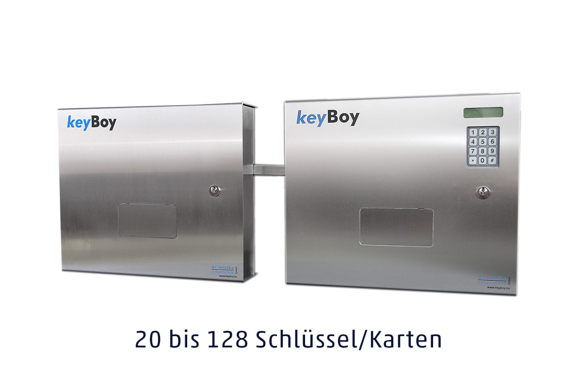 keyBoy 20, 24, 28<br />und 32er Standard