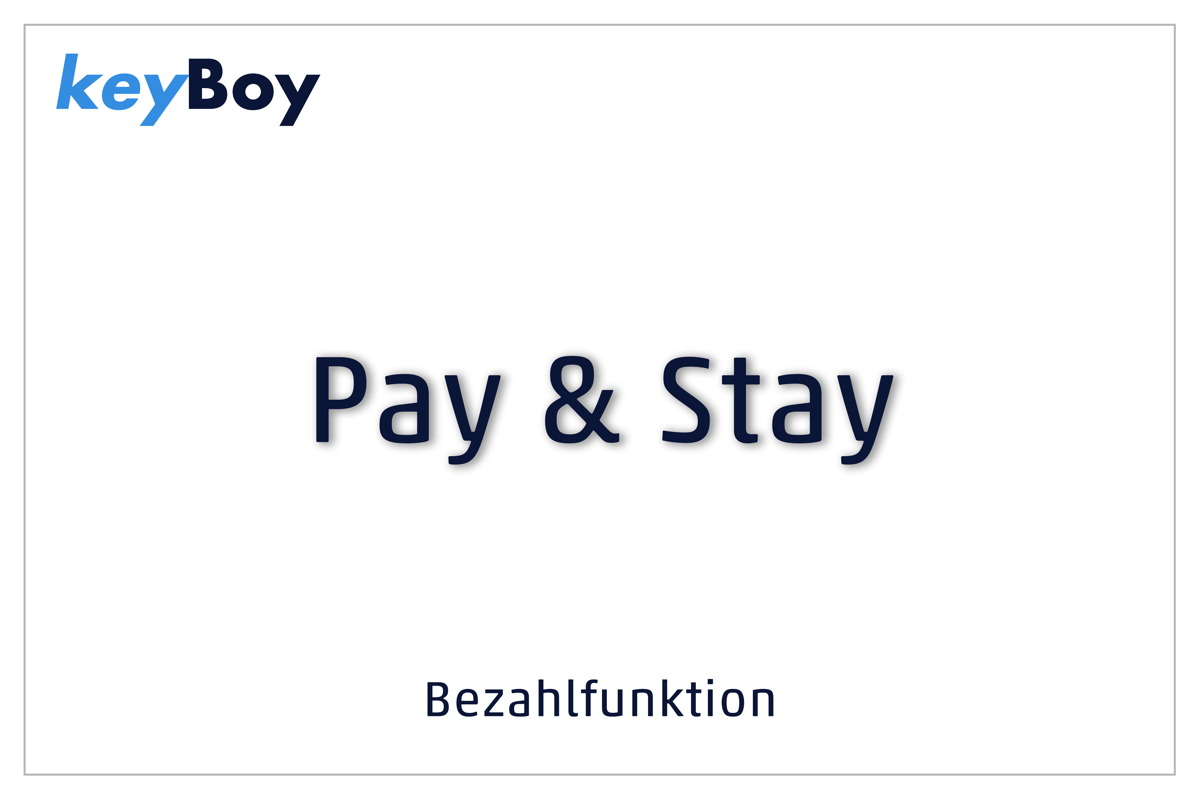 Pay & Stay